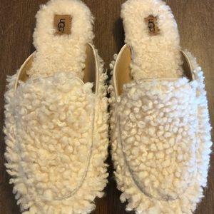 Ugg fluff lane loafer